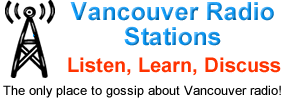 Vancouver Radio Stations - Listen Live Online - BC Canada Listings
